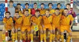 La Selección Juvenil FFCV de futsal se medirá al Futsacar