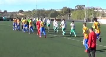 VIDEO: El Fundació VCF sacó un triunfo de mérito en su visita al Intangco en Liga Autonómica Cadete (2-4)