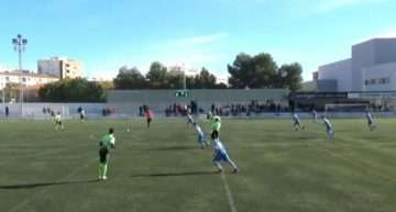 VIDEO: Club La Vall se hizo fuerte en casa ante el Hércules en Liga Autonómica Cadete (2-1)