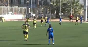 VÍDEO: Sporting Plaza Argel, más líder tras asaltar el campo del CFF Marítim (0-4)