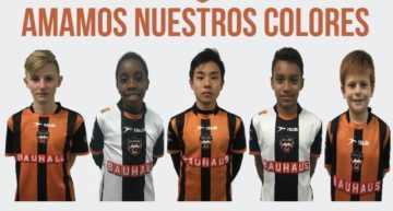 Patacona CF hace un llamamiento a la diversidad y contra el racismo en el fútbol