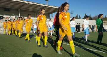 Las Selecciones Femeninas FFCV se probarán ante UE Gandia y Levante