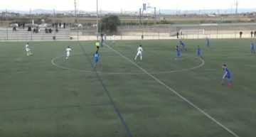 VIDEO: El Elche sacó los tres puntos por la mínima en su visita al San José en Cadete Autonómico (0-1)