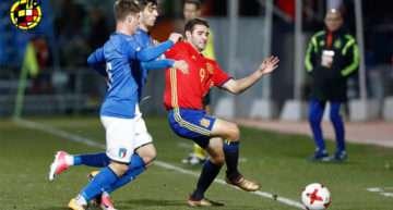 Seis representantes de la FFCV acudirán con España Sub-19 a la XLIV Copa del Atlántico