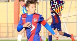Fallece Nacho Barberà, jugador cadete de la UD Alzira