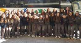 Las Selecciones Femeninas FFCV, ya concentradas para el Campeonato de España en Gandía