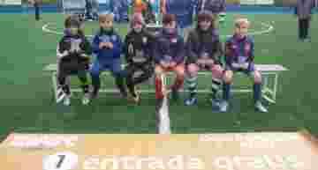 Patacona, CFB Gandía, Caxton College o Zafranar, entre los clasificados en la Jornada 5 de la VIII Copa Federación Benjamín