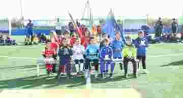 Horarios y partidos de la última jornada clasificatoria Prebenjamín de la VIII Copa Federación