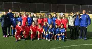 La Selección FFCV Sub-12 Femenina se pondrá a prueba el 27 de febrero
