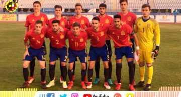 España Sub-19 tumbó a Japón y se llevó la Copa del Atlántico (2-0)
