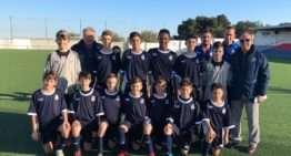 La Selección Alevín FFCV jugará un amistoso en Villena el 6 de marzo