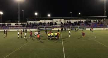 VIDEO: El Atlético Saguntino supo sufrir para colarse en semifinales de Copa RFEF por segundo año consecutivo (0-1)