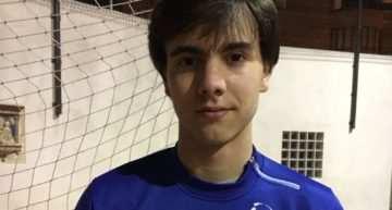 El CD Arcadi aporta al pívot Jorge Plana a la última convocatoria de la Selección Española Sub-19
