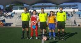 La Selección valenciana Sub-16 se impone con solvencia a Castilla y León en su debut en la Segunda Fase del Campeonato de España (0-4)