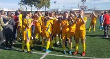 VIDEO: La Selección FFCV Sub-18 Femenina sigue con pleno de triunfos tras vencer a Asturias (0-1)