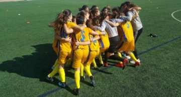 VIDEO: La Selección FFCV Sub-16 Femenina tumbó a Asturias y logró el billete a la Fase Final del Campeonato de España (2-0)