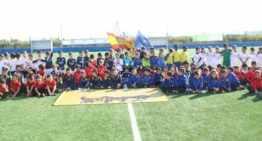 Arrancó la VIII Copa Federación Prebenjamín con los 12 primeros equipos clasificados