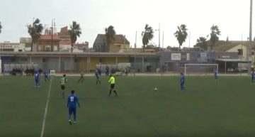 VIDEO: Joventut Almassora se llevó un partidazo ante CFF Marítim en Segunda Femenina (3-4)