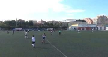 VIDEO: Los once metros dieron al Levante 'B' un nuevo triunfo en Segunda División ante el Marítim CF Femenino (1-2)