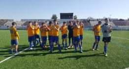 Las Selecciones Valencianas Sub-16 y Sub-18 se impusieron con contundencia a Ceuta