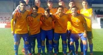 VIDEO: Así dominaron las Selecciones FFCV Sub-16 y Sub-18 a Ceuta en los Campeonatos de España