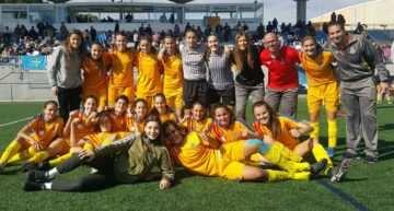 La Selección FFCV Sub-16 Femenina jugará las Finales del Campeonato de España contra Andalucía y en 'casa'