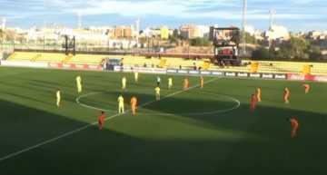 VÍDEO: El Torre Levante sacó oro de su visita a Villarreal en División de Honor Juvenil (0-2)