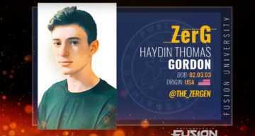 Philadelphia Fusion ficha a ZerG, la promesa… ¡de sólo 14 años!