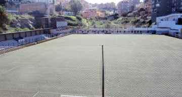 Un árbitro en Ceuta denuncia ante la Policía que fue pateado por un jugador