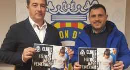 La Purísima en Ontinyent estrenará campo de fútbol-8 con motivo del Clínic Femenino FFCV