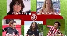La mesa redonda del lunes 26 refuerza la apuesta de COTIF y AFE por el fútbol femenino