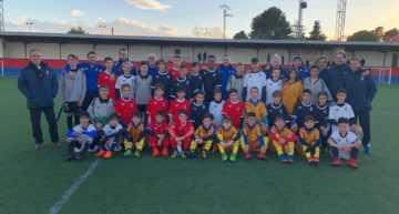 La Selección FFCV Sub-12 tiene nueva cita para entrenar en el 'Miguel Monleón' el lunes 19 de febrero