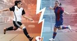 Mari Paz y Charlyn, cara a cara: el futfem valenciano golea en la élite