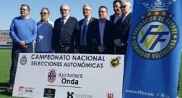 Onda ya calienta motores para el Campeonato de España de Selecciones del 23 al 25 de febrero