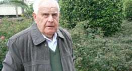 Pésame por la muerte de Pascual Cebrià, fundador del At. Lliria