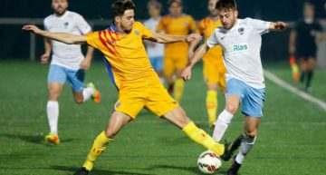 La Selección FFCV Sub-23, a sólo un paso de hacer historia ante Galicia (1-2)