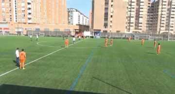 VIDEO: Faus, Balbastre y Sanz llevan al Alzira a asaltar Orriols en Liga Autonómica Cadete (1-3)