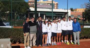 El Club Tenis Valencia se proclama Campeón Junior de la Comunitat Valenciana