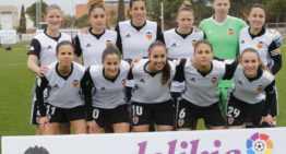 La asociación valencianista entre Mari Paz y Débora tumba al Athletic de Bilbao en la Liga Iberdrola (3-1)