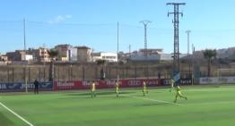 VIDEO: Empate a goles y calidad entre Villarreal y Fundación VCF en Cadete Autonómico (2-2)