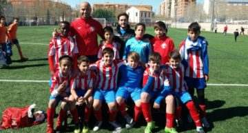 CF Malvarrosa toma ventaja en un Grupo 9 Alevín Primer Año que se decidirá por pequeños detalles