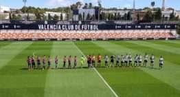 VIDEO: El 'pinchazo' del Valencia no fue aprovechado por el Villarreal en la Jornada 26 de Liga Autonómica Cadete