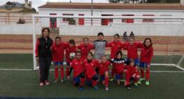 Andrea Esteban y el bonito proyecto personal que lidera en la Escuela de fútbol femenino CD Teruel