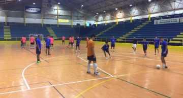 Suspenden un partido de fútbol sala entre Infantiles tras saltar un espectador al campo y agredir a un jugador