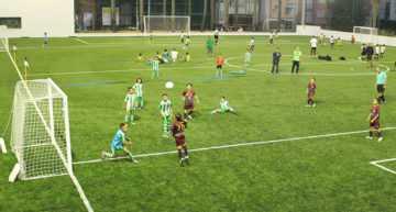 Un árbitro denuncia en comisaría al entrenador del Atlético JOG por un puñetazo en un partido de Alevines