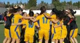Último entrenamiento de la Selección FFCV Femenina Sub-18 antes de la Fase Final del Campeonato de España