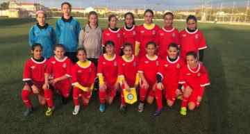La Selección FFCV Sub-12 Femenina ya tiene su calendario y horarios para el Campeonato de España