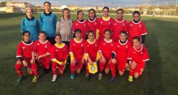 La Selección FFCV Femenina Sub-12 tendrá un grupo lleno de 'cocos' en el Campeonato de España