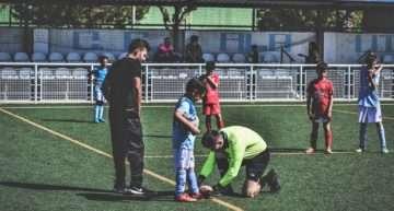 Árbitros ejemplares: el Albuixech CF felicitó a un colegiado por su 'trato y paciencia' durante un partido de Benjamines