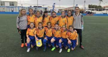 GALERÍA: La Selección FFCV Sub-12 Femenina cayó en cuartos de final ante Castilla y León (2-1)